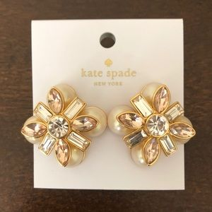 NWT Kate Spade Cocktails and Conversation Earrings